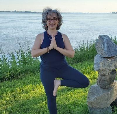 yoga veronique martin